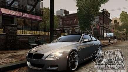BMW M6 Coupe E63 2010 para GTA 4