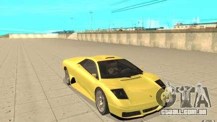 Infernus do GTA 4 para GTA San Andreas