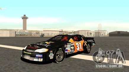 Chevrolet Monte Carlo Nascar CINGULAR Nr.31 para GTA San Andreas