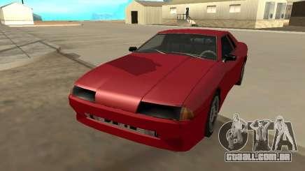 Elegy By w1LD para GTA San Andreas