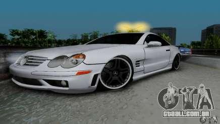 Mercedes Benz SL 65 AMG para GTA San Andreas