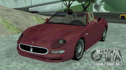 Spyder Cambriocorsa para GTA San Andreas