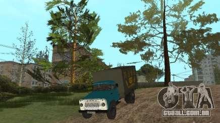 GAZ 52 para GTA San Andreas