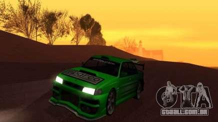 Novos vinis no Sultan para GTA San Andreas
