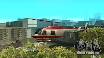 New Maverick para GTA San Andreas