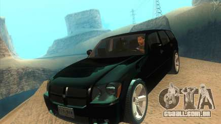 Dodge Magnum RT 2008 v.2.0 para GTA San Andreas