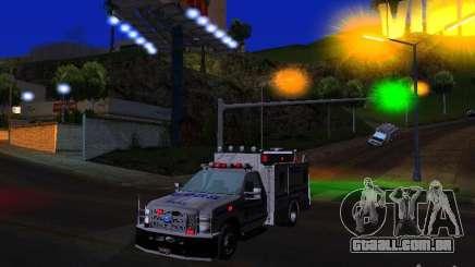Ford F350 REP Truck para GTA San Andreas