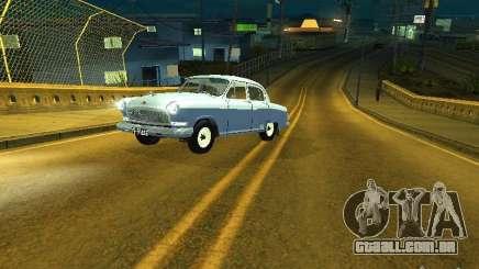 Volga GAZ 21 para GTA San Andreas