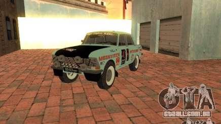 Versão de Rally Moskvich 412 para GTA San Andreas