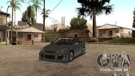 Acura RSX Charge para GTA San Andreas