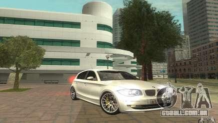 BMW 120i para GTA San Andreas