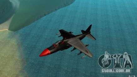 Black Hydra v2.0 para GTA San Andreas
