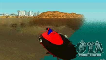 Race Boat para GTA San Andreas