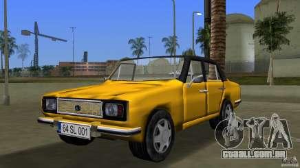 Anadol A1 SL para GTA Vice City