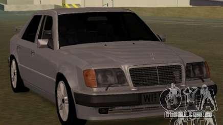 Mercedes-Benz E500 Taxi 1 para GTA San Andreas