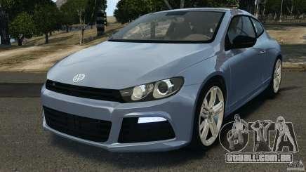 Volkswagen Scirocco R v1.0 para GTA 4