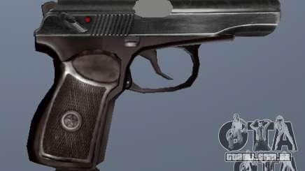 Pistola Makarov para GTA San Andreas