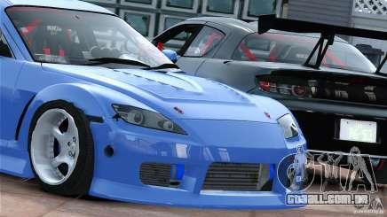 Mazda RX-8 Mad Mike para GTA 4