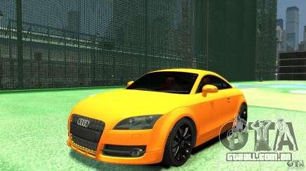 Audi TT Stock 2007 para GTA 4