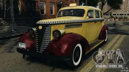 Shubert Taxi para GTA 4