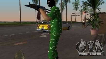 AK-74U para GTA Vice City