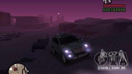 Mercedes-Benz ML 500 para GTA San Andreas