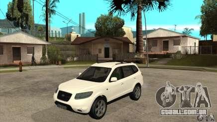 Hyundai Santa Fe para GTA San Andreas