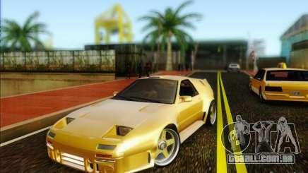 Diablo-Seven para GTA San Andreas