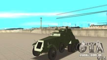 BTR BA-11 para GTA San Andreas