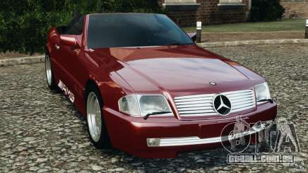 Mercedes-Benz SL 500 AMG 1995 [Final] para GTA 4