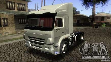 KAMAZ 5460 3420 Euro Turbo para GTA San Andreas