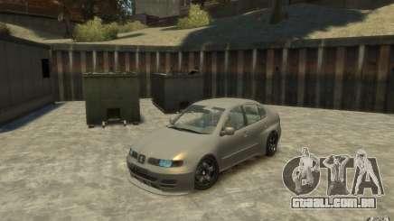 Seat Toledo 1.9TDi Sedan para GTA 4