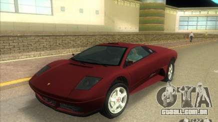 Infernus do GTA IV para GTA Vice City