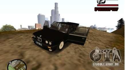 BMW 325i E30 para GTA San Andreas