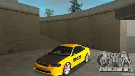 Honda Accord Coupe Tuning para GTA Vice City