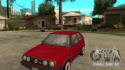 Volkswagen Golf Mk.II para GTA San Andreas