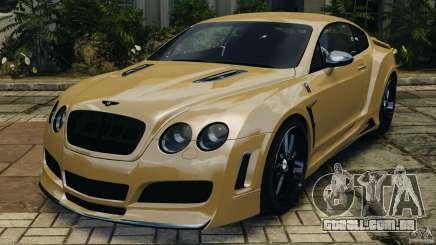 Bentley Continental GT Premier v1.0 para GTA 4