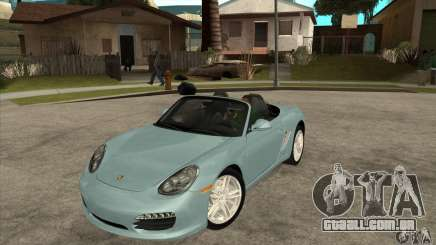 Porsche Boxster S 2010 para GTA San Andreas