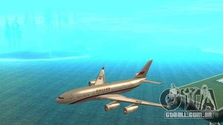 A IL-96 300 STC Rússia para GTA San Andreas