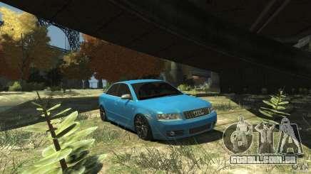 Audi S4 2000 para GTA 4
