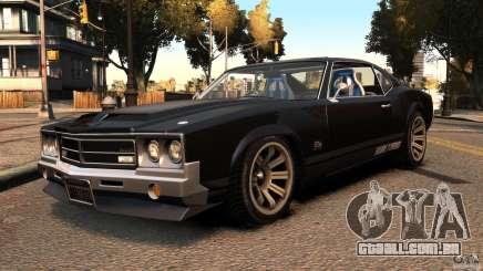 New Sabre GT para GTA 4