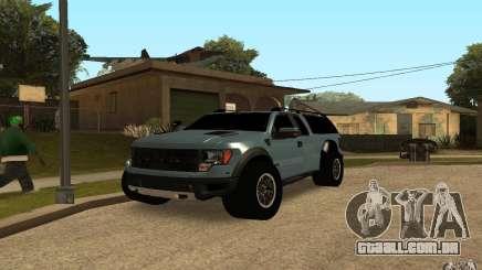 Ford Velociraptor para GTA San Andreas