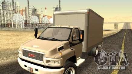 GMC 5500 2001 para GTA San Andreas