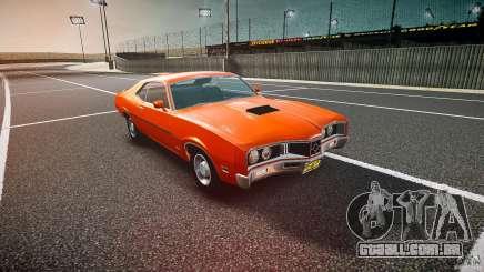 Mercury Cyclone Spoiler 1970 para GTA 4