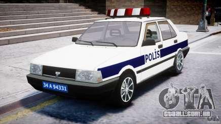 Tofas Sahin Turkish Police v1.0 para GTA 4