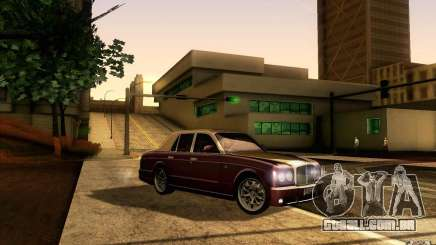 Bentley Arnage R 2005 para GTA San Andreas