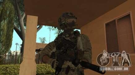 M4A1 com ACOG de CoD MW3 para GTA San Andreas