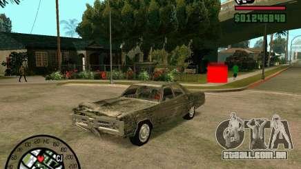 Plymouth Fury III para GTA San Andreas