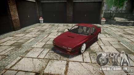 Mazda RX7 FC3S para GTA 4