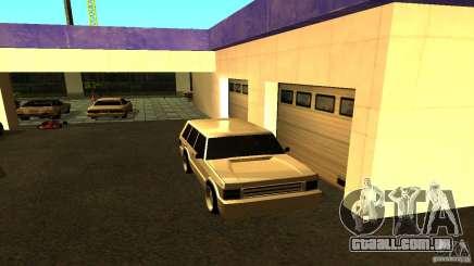Huntley Sport para GTA San Andreas